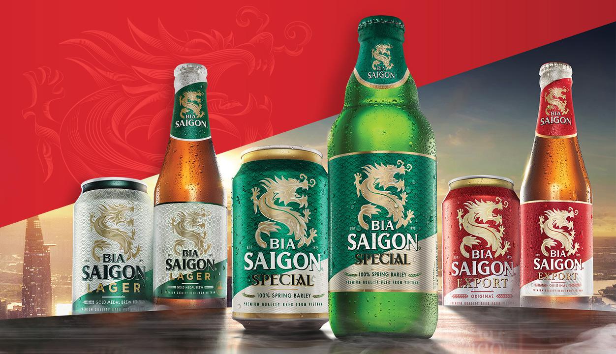 """Sabeco sẽ sớm """"xuất ngoại"""" bia 333 và Saigon"""