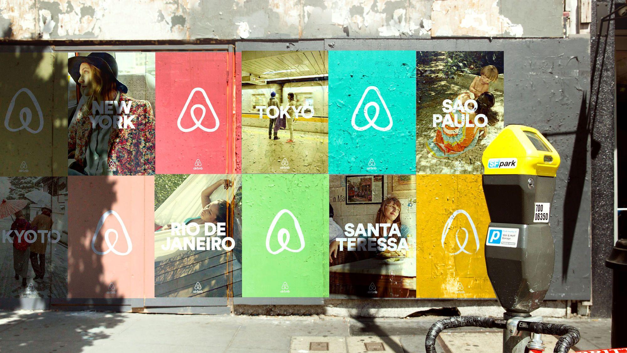Tái cấu trúc thương hiệu Airbnb